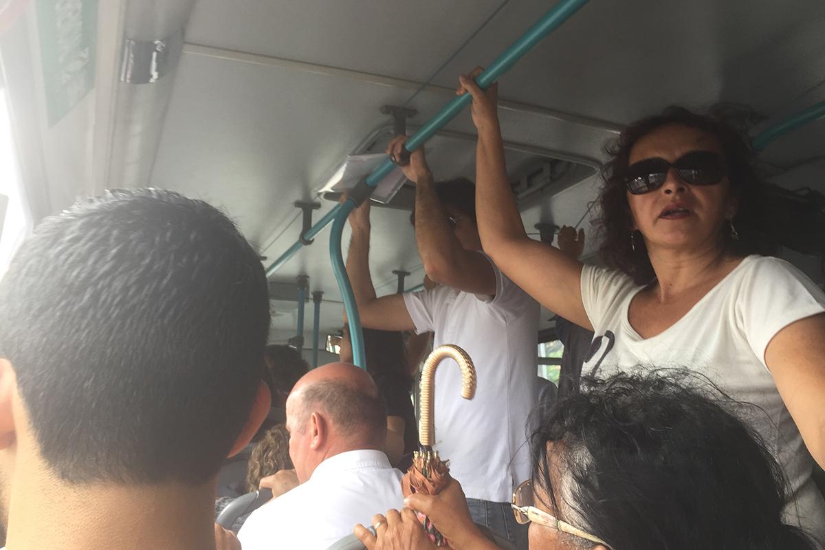 Tarifa de ônibus irá custar R$ 2,90