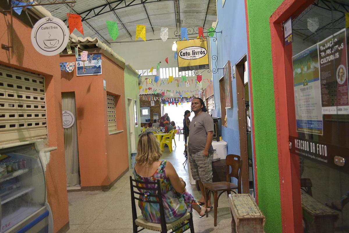 Uma visita ao Mercado de Petrópolis