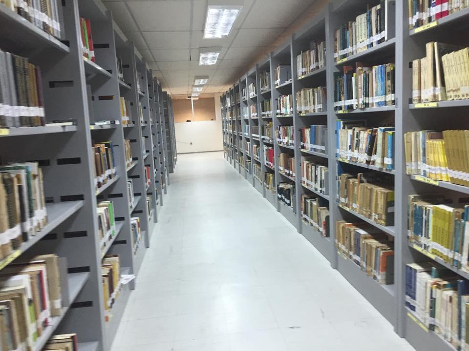 Analisando as poucas bibliotecas públicas na cidade