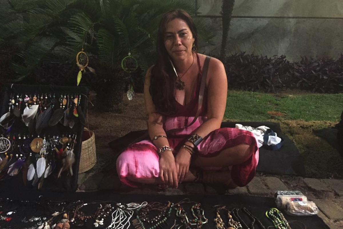 Juliana Coutinho conta como ser hippie em Natal
