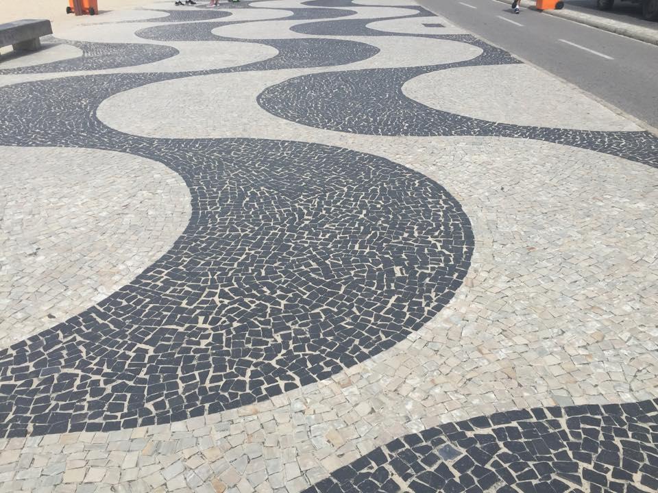 Turistando sobre o bairro de Copacabana, Rio de Janeiro