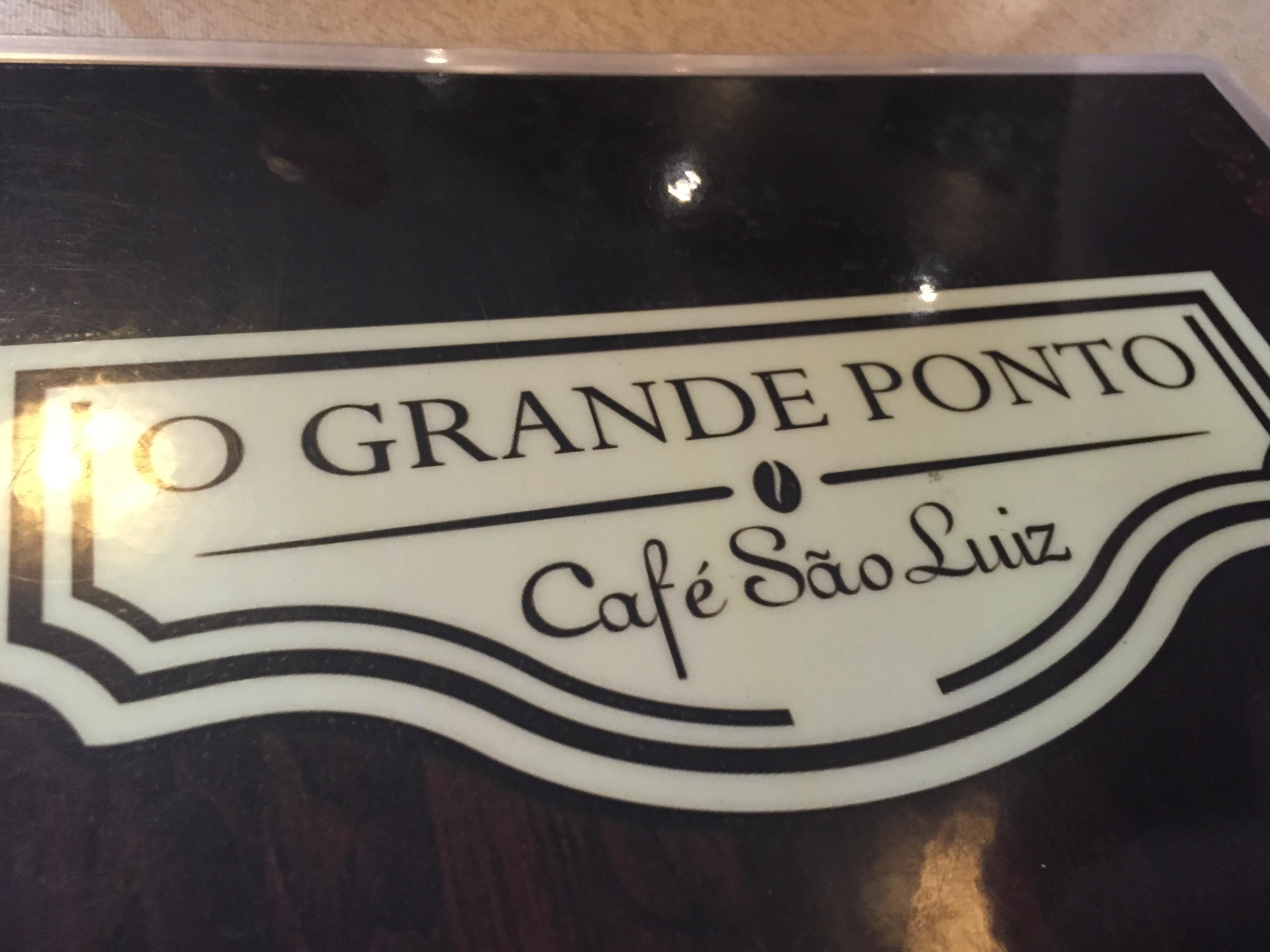 Uma visita ao Café São Luiz