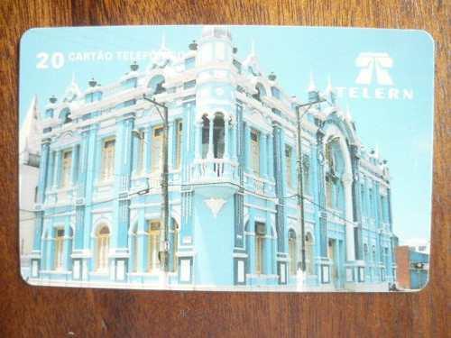 10 cartões telefônicos bacanas dos tempos da Telern