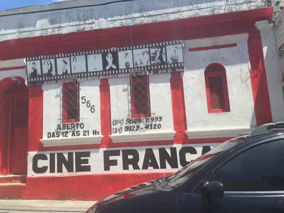 Cine Papai agora é o Cine França