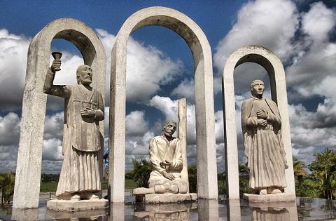 O que são os mártires de Uruaçu e Cunhaú?
