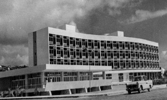 Hotel Reis Magos: Nosso finado hotel que querem demolir