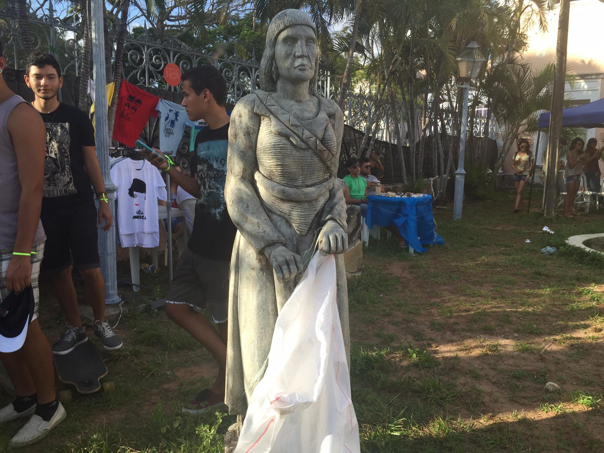 Eco Praça: Dando um rolé na Pinacoteca em pleno domingo