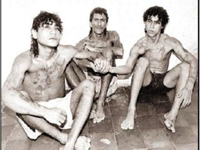 Quem são esses rapazes na foto?