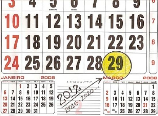 29 de fevereiro: Cinco manchetes de jornal nesta data em Natal