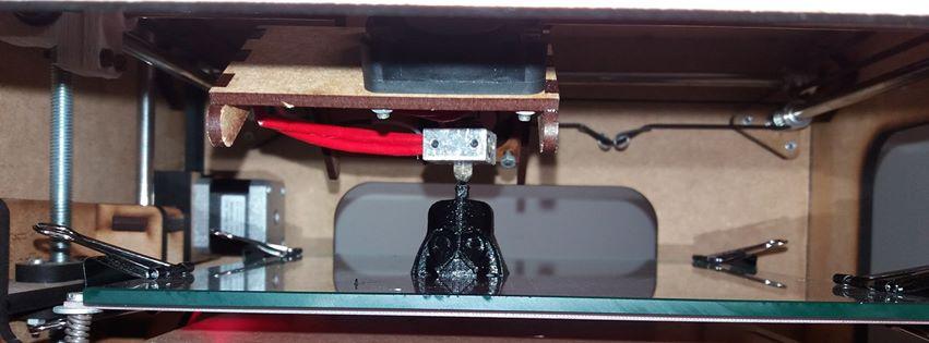 Como trabalha com impressora 3D?