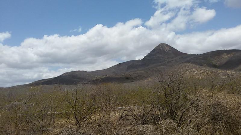 Pico de Cabugi foi realmente um vulcão?