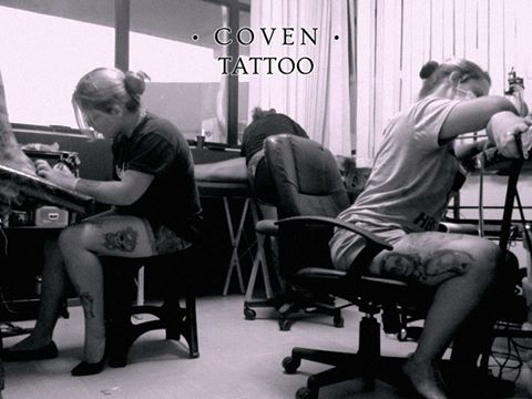Natal tem um estúdio de tatuagem só de meninas