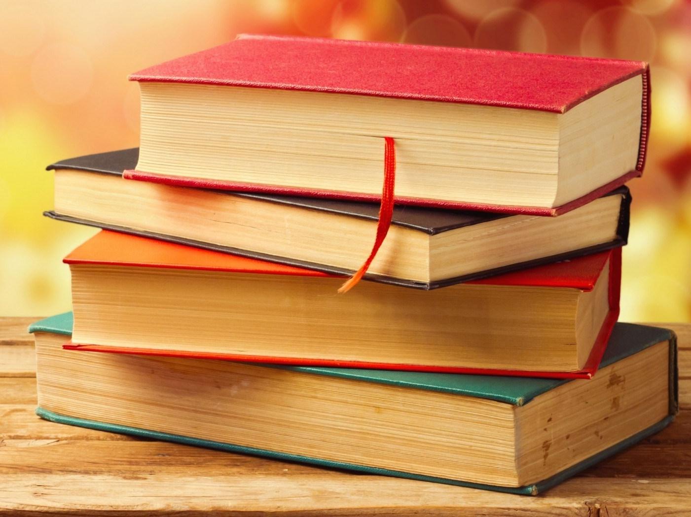 Que tal ler vários livros neste feriadão?