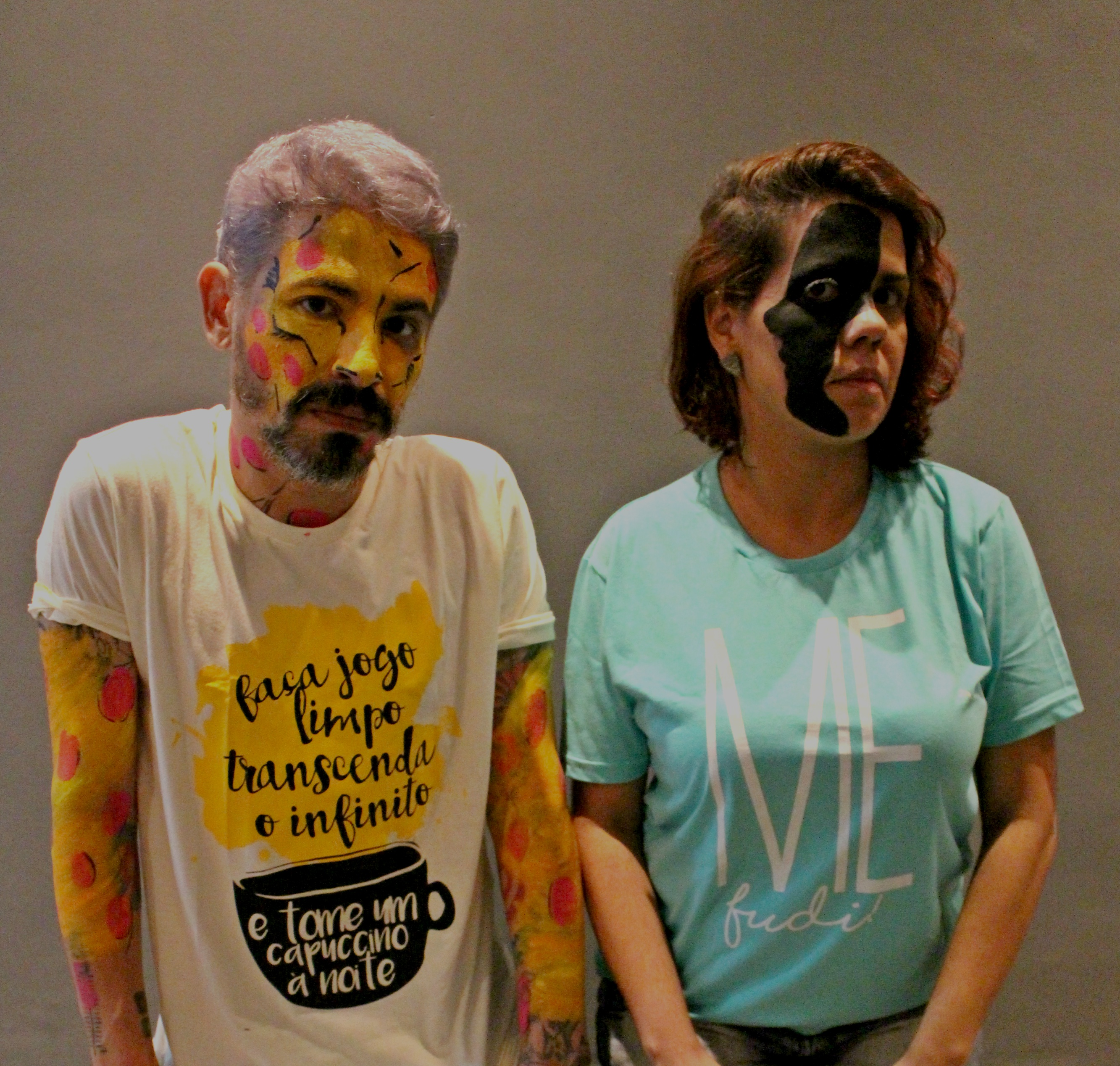 Músicas de Simona Talma inspiram camisetas