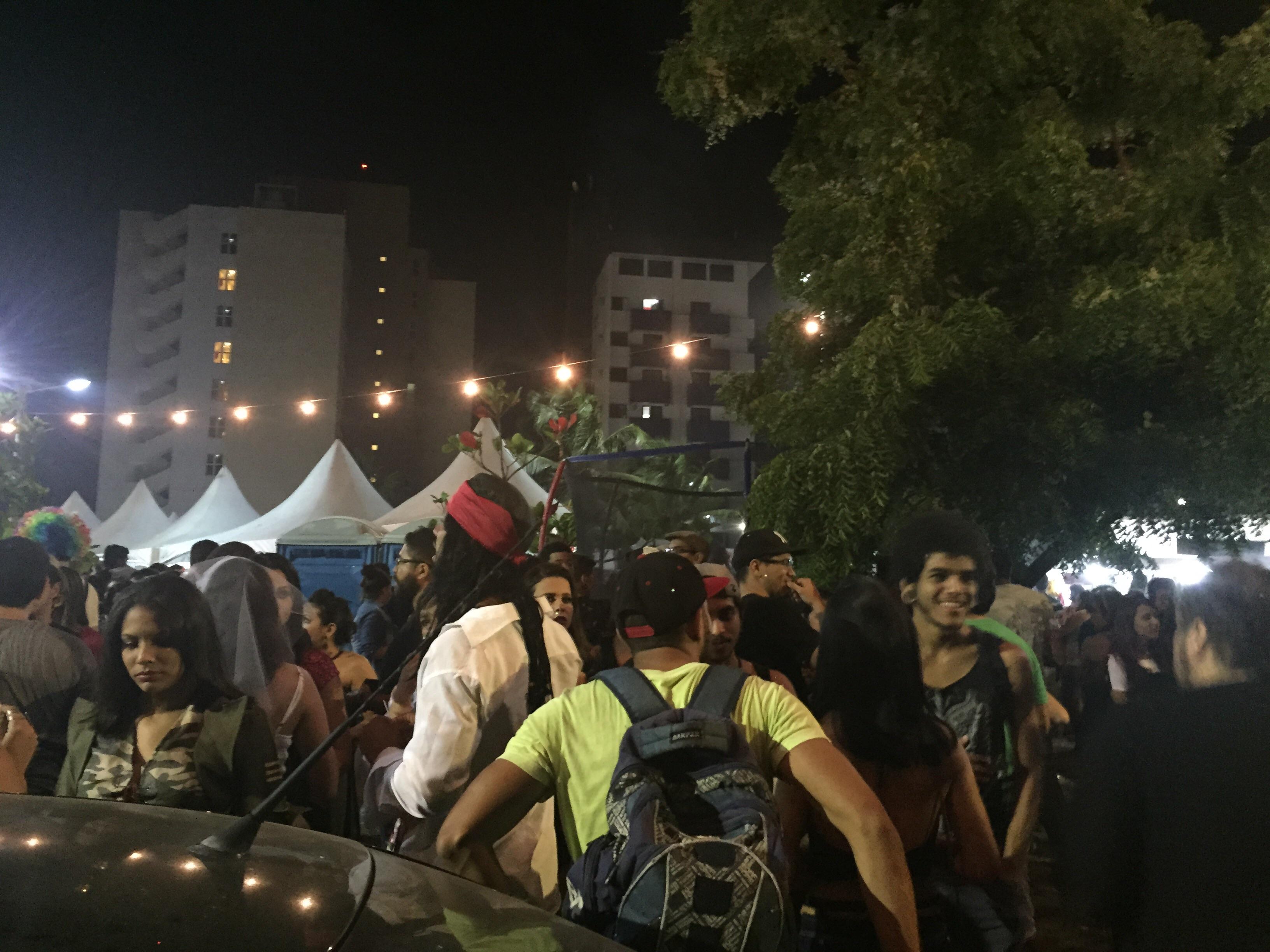 Praça do Gringo's terá uma tarde de atividades artísticas