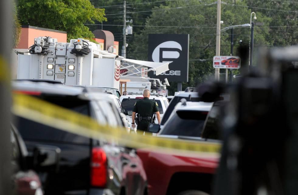 Pulse, boate onde ocorreu o atentado em Orlando, EUA (Foto: El País)