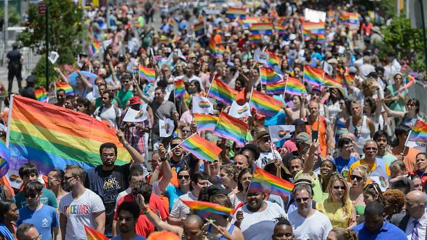 Parada Gay de Nova Iorque