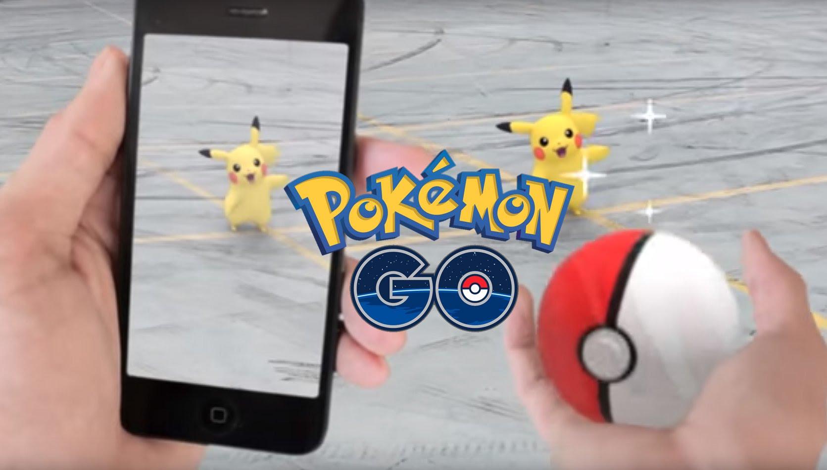 Demorou, mas chegou. Experimentei Pokémon Go!