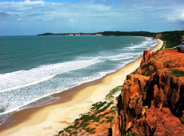 Praia de Pipa é palco de reality show da MTV Brasil