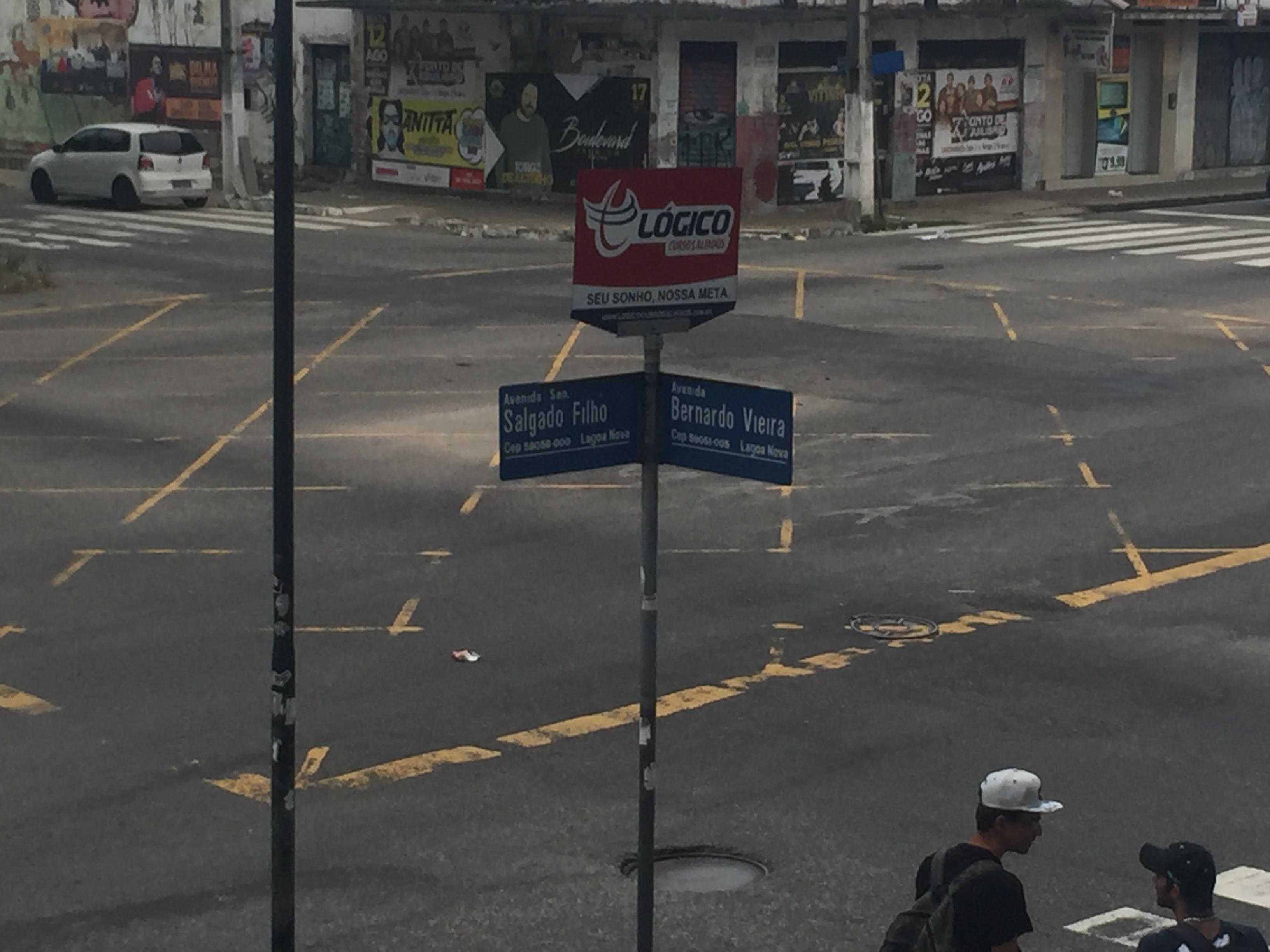 Onde começa a Avenida Hermes da Fonseca em Natal?