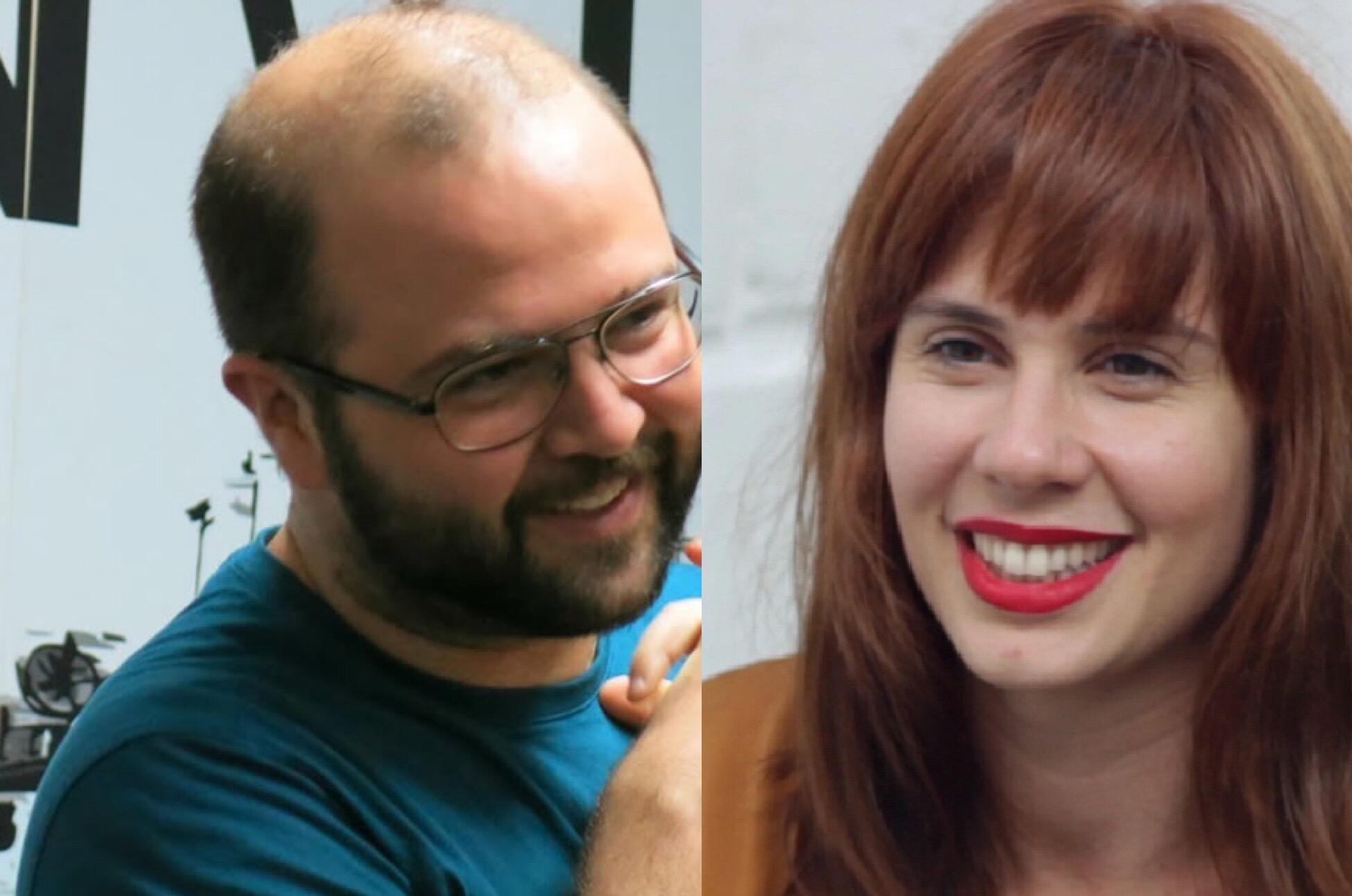 Esses dois poetas vão lançar livros em Natal nesta quarta