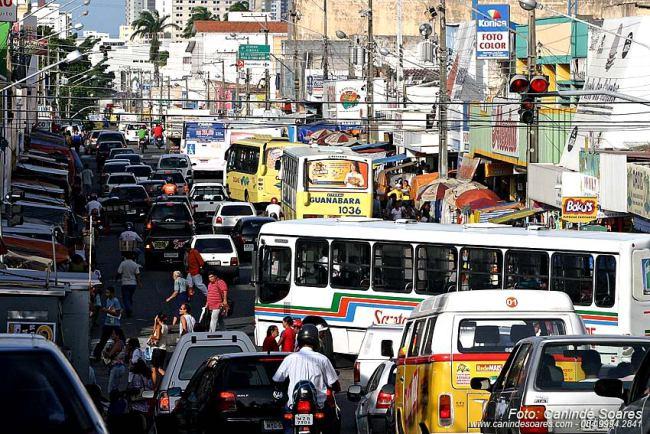 Cinco notícias malucas sobre o trânsito natalense