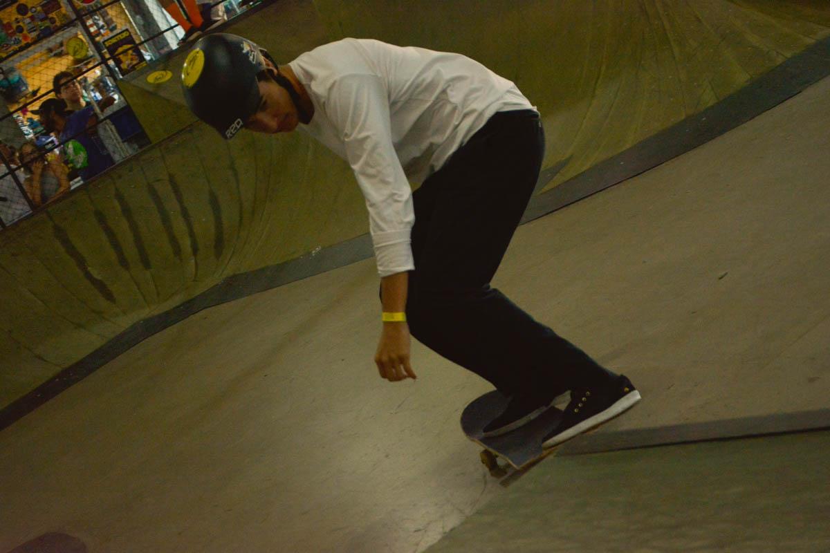 Skate domina Natal: brechando um campeonato na cidade