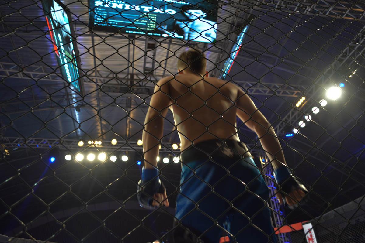 Natalenses gostam bastante de MMA