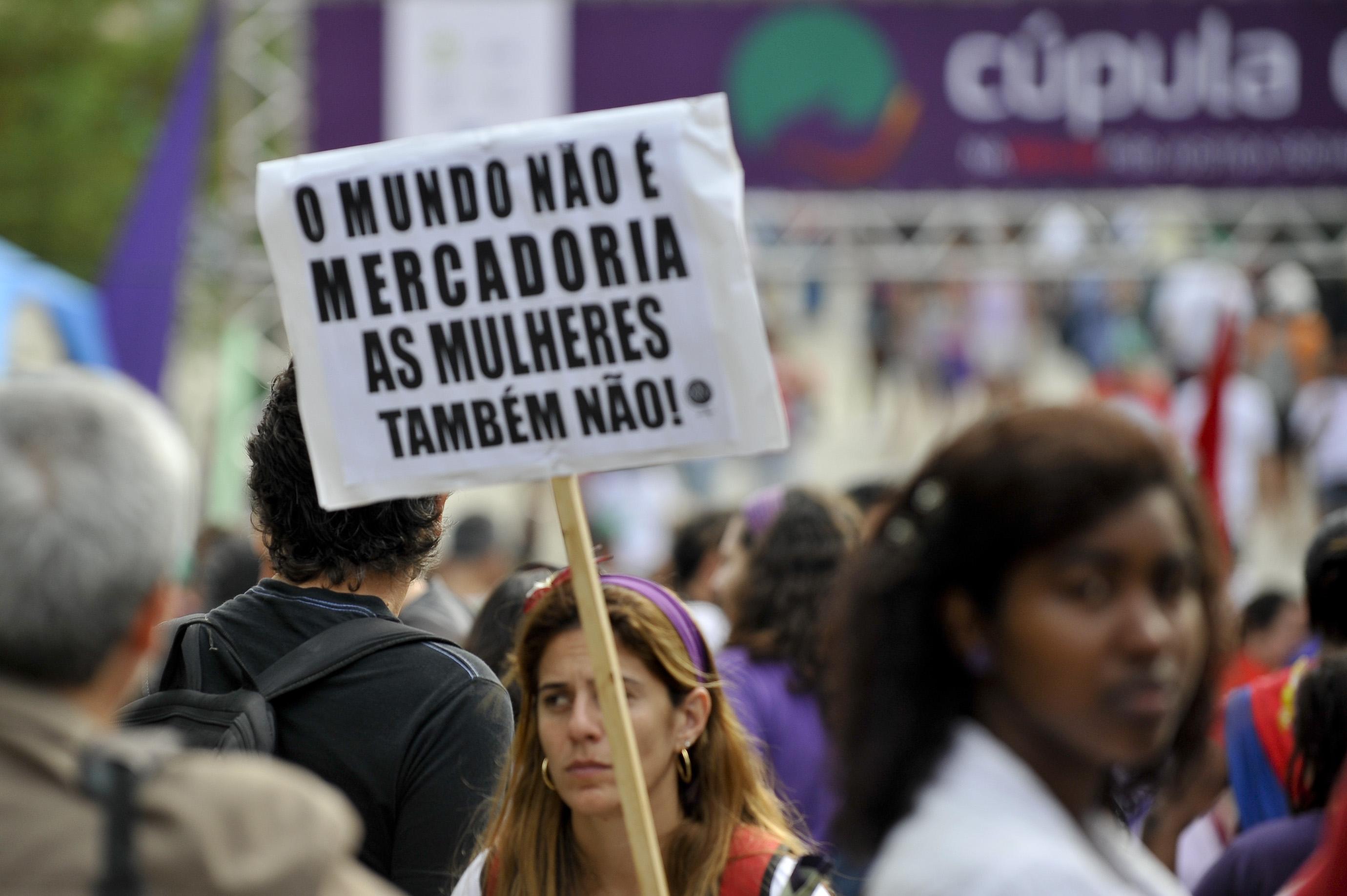 O que é a greve internacional de mulheres?