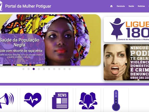 """Além do 180, site foi criado para """"denunciar"""" a violência para mulher"""