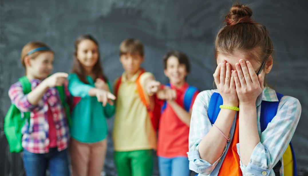 Precisamos falar de bullying