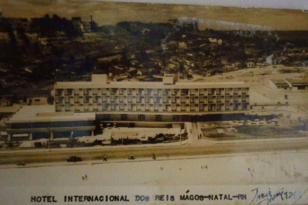 Hotel Reis Magos na lente do fotógrafo Jaeci