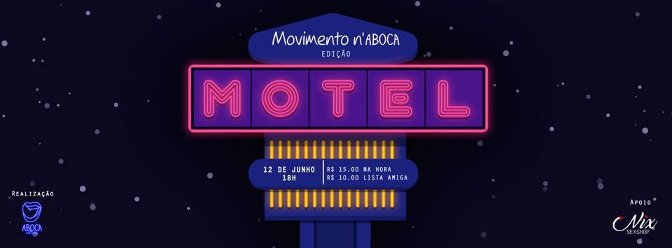 Passar o dia dos namorados no Motel, a festa