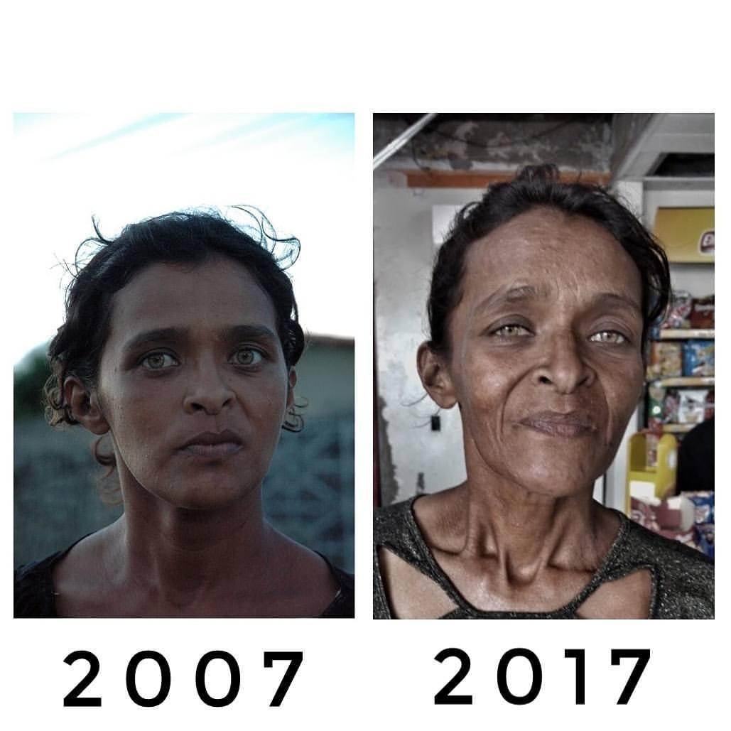 Como uma flanelinha mudou em 10 anos