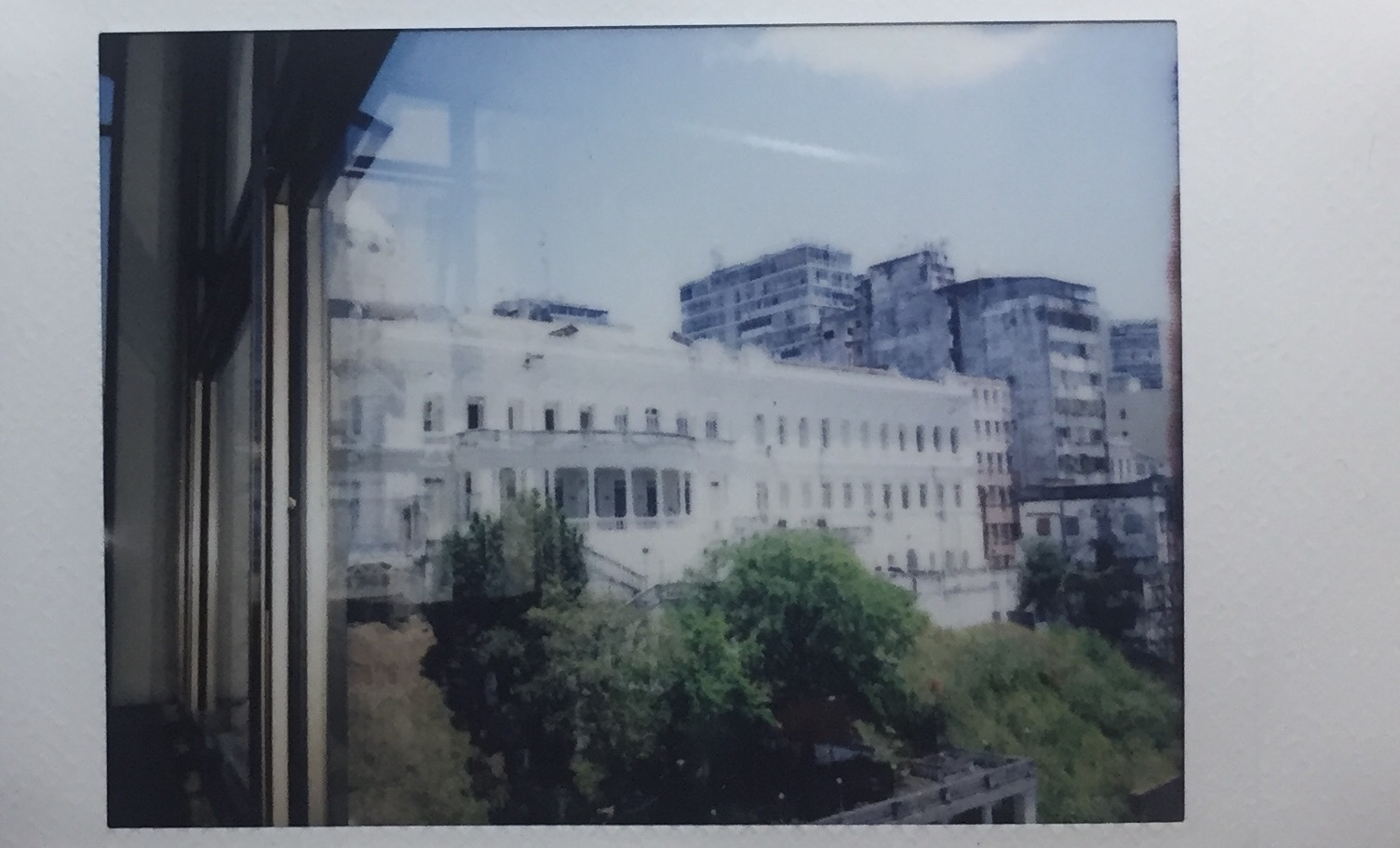 Brechando Salvador através de Polaroids