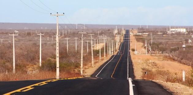 Qual a maior estrada do Rio Grande do Norte?