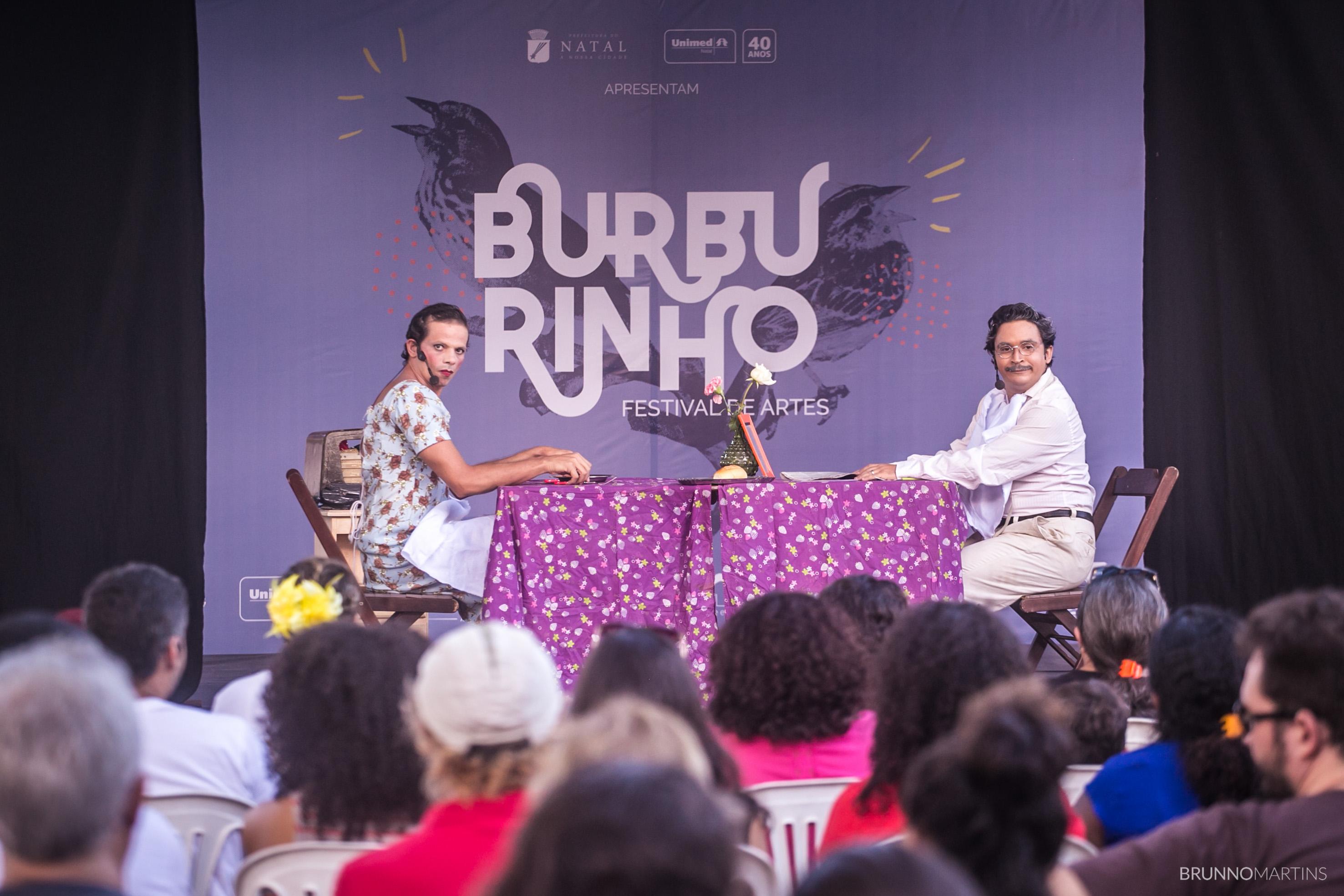 Burburinho Festival de Artes chega à segunda edição em março