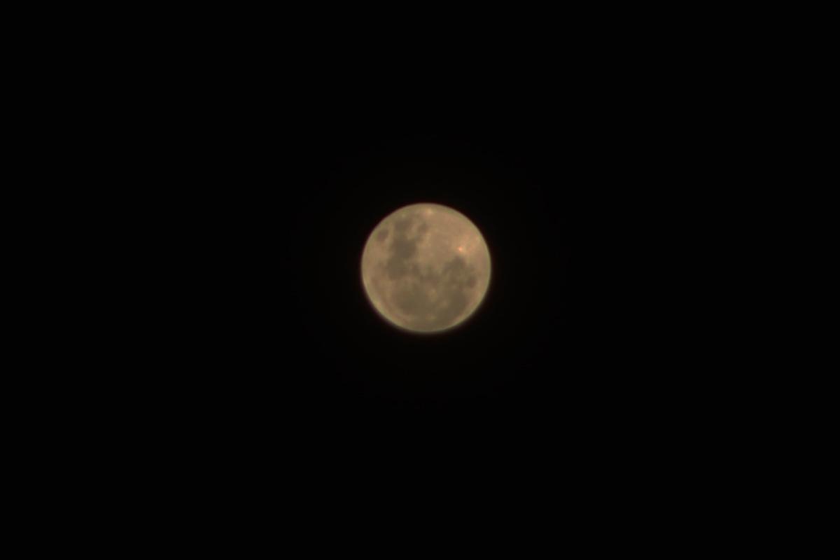 Qual a diferença da lua cheia e da Superlua?