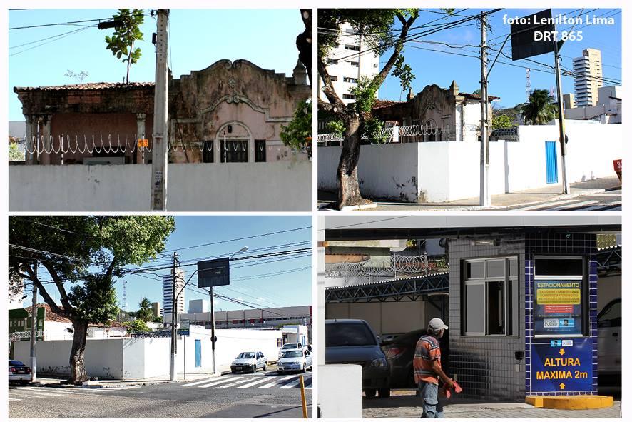 Há cinco anos a casa do prefeito Djalma Maranhão se transformou em estacionamento