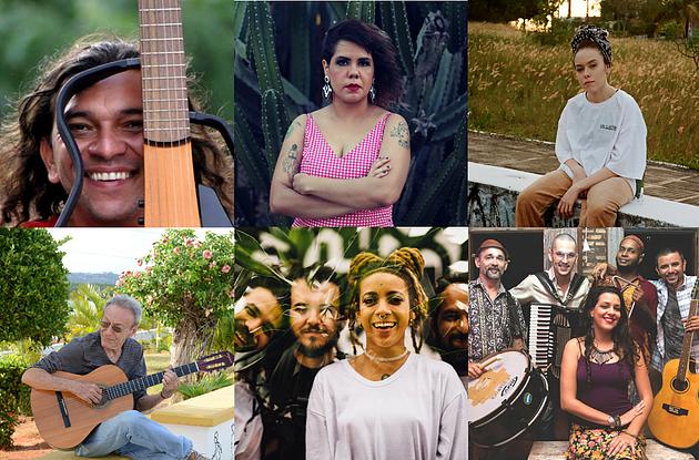 Burburinho Festival de Artes seleciona os participantes da edição 2018