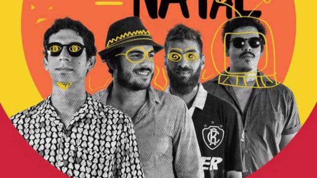Dirimbó leva a turnê do 'Deixar Tu Loks' com muita guitarra paraense