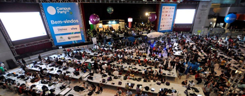 Venda de ingressos para Campus Party de Natal já começou