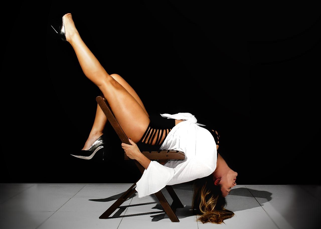 O que é chair dance? Sabia que vai ter um workshop desta dança?