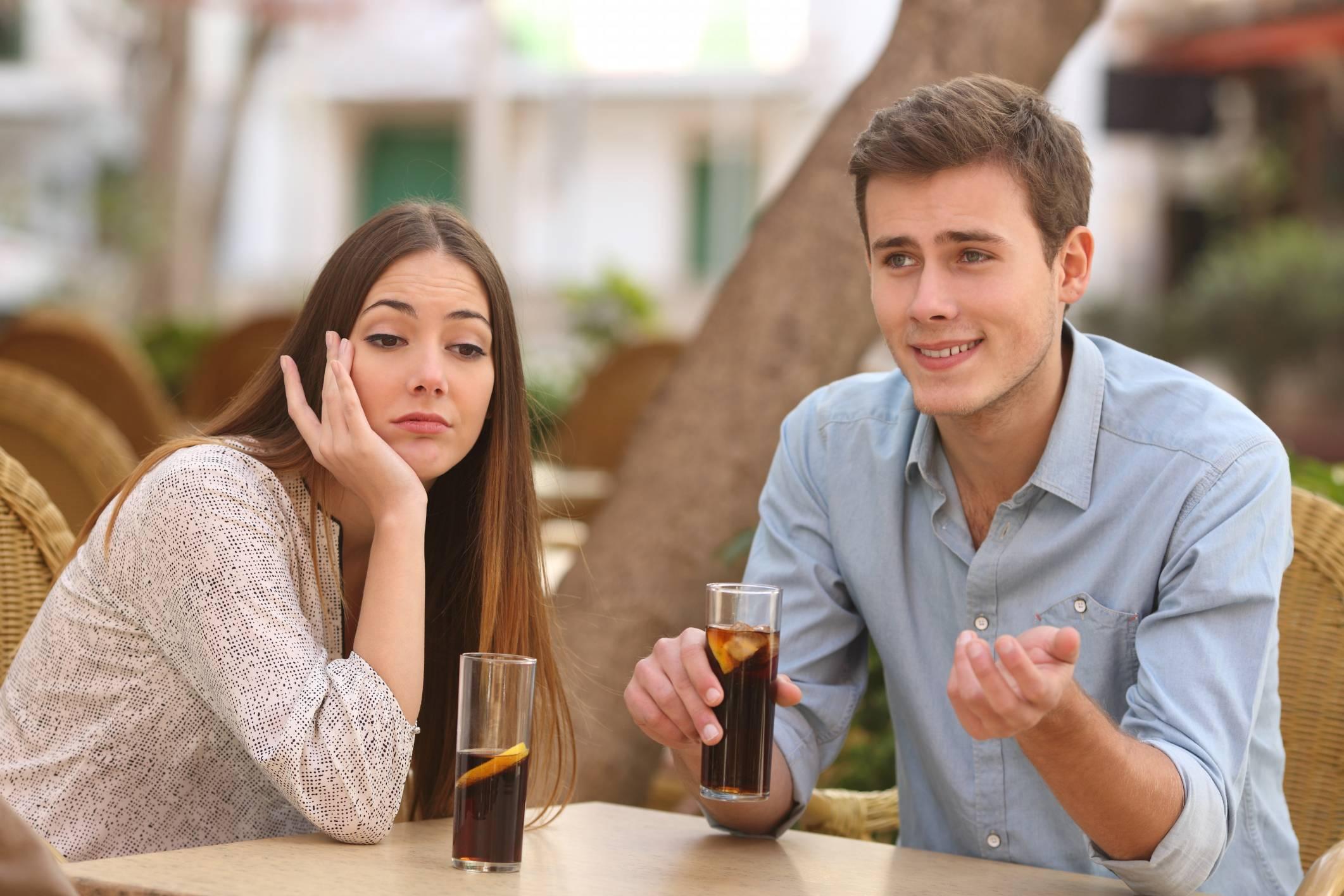 Brechando quer saber: Qual foi o seu pior primeiro encontro?