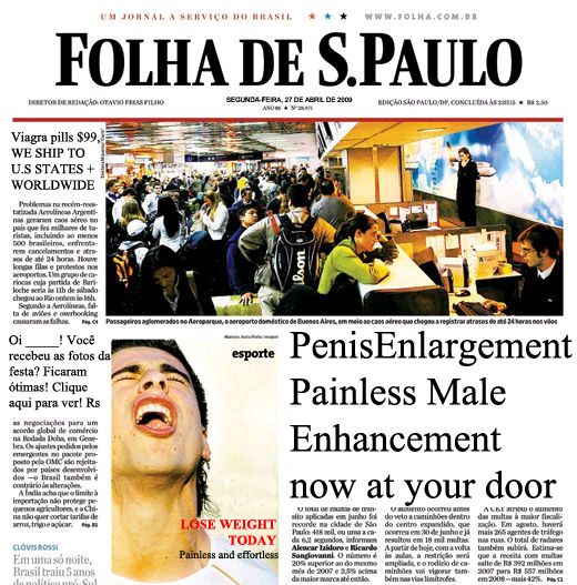 Como forma de impedir o crescimento do Facebook e Google já começou a atingir o Brasil