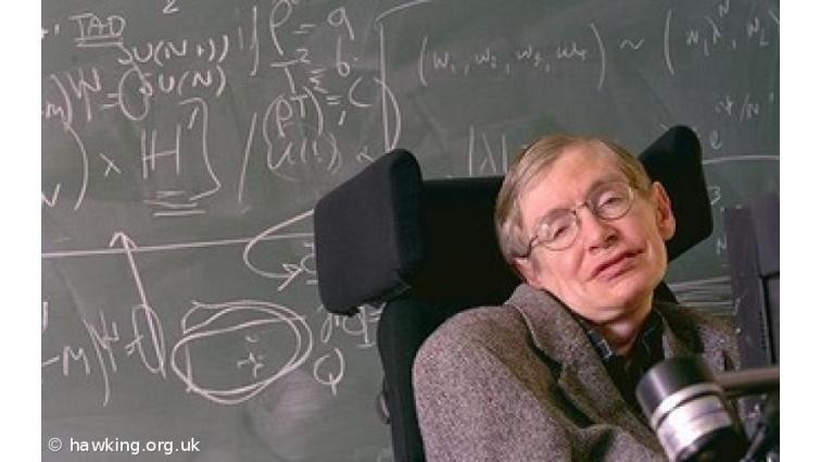Stephen Hawking: um pilar da ciência de divulgação da mesma.