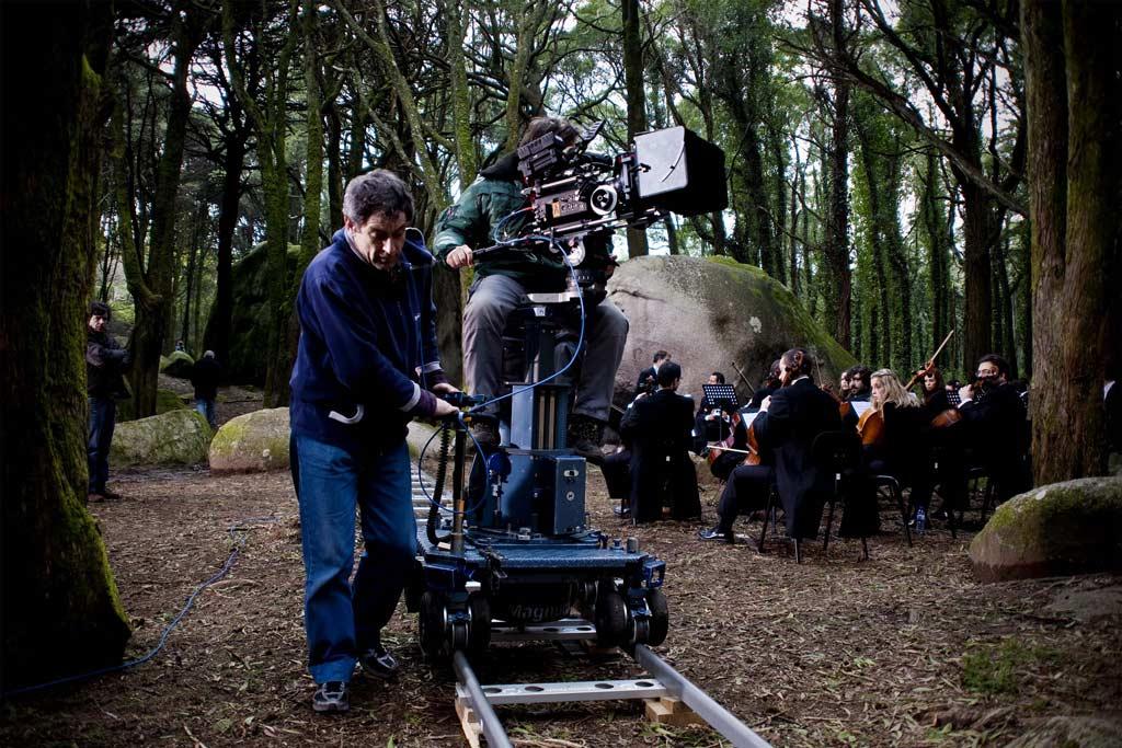 Sabia que abril vai haver um curso de produção de cinema?