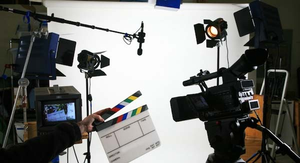 Sabia que semana que vem vai ter curso de produção de cinema?
