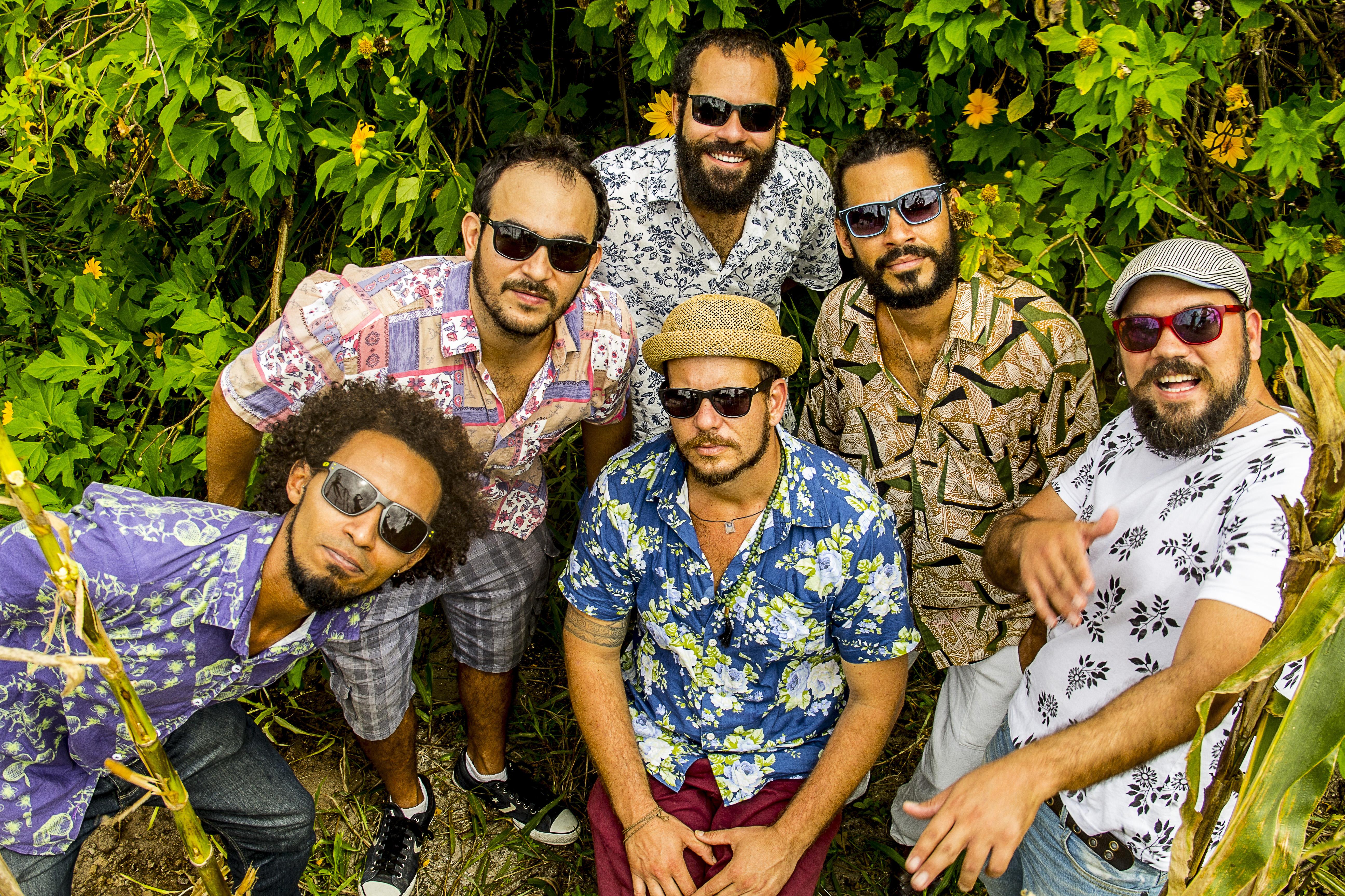 Skarimbó lança primeiro disco neste sábado na Praia dos Artistas
