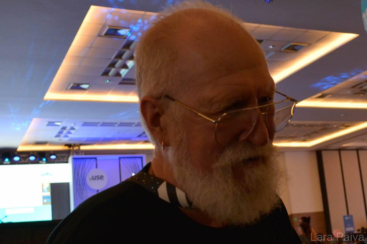 Jon Hall: O cachorro louco tinha que pisar na Campus Party Natal